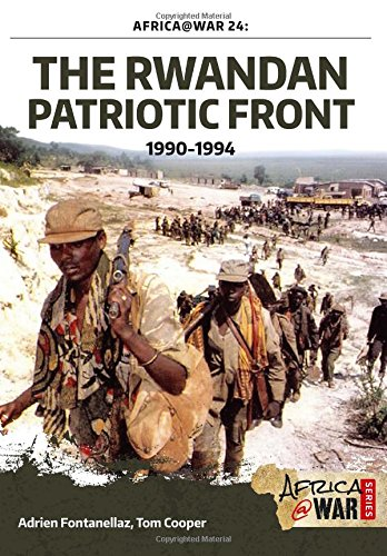 The Rwandan Patriotic Front 1990-1994 (Africa@War)