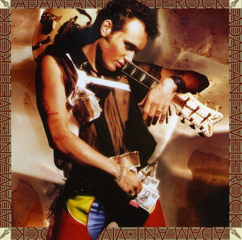 Vive Le Rock (Adam Ant Kings Of The Wild Frontier)