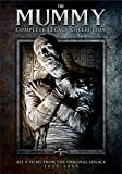 The Mummy: Complete Legacy Collection (The Mummy (1932), The Mummy's Hand, The Mummy's Tomb, The Mummy's Ghost, The Mummy's Curse, Abbott and Costello Meet the Mummy)