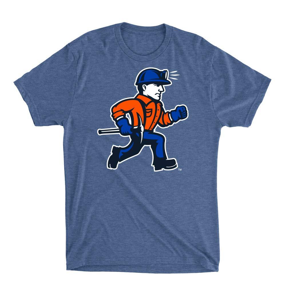 PPWPU012 Mens//Womens Premium Triblend T-Shirt Official NCAA University of Wisconsin-Platteville