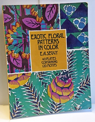English Floral Patterns - 8