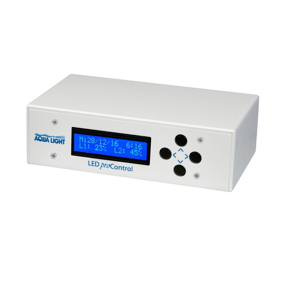 LED proControl, 2-Kanal-Dimm-Steuerung für LED - bis 40Volt / bis 6A