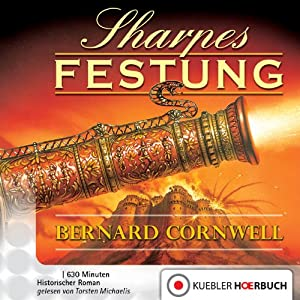 Sharpes Festung (Richard Sharpe 3) Audiobook