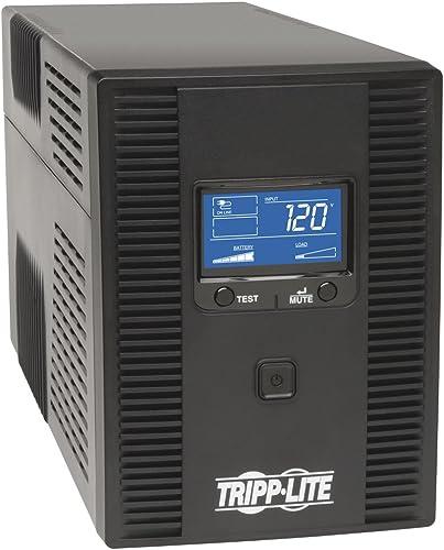 Tripp Lite SMART 1300VA UPS Battery Backup