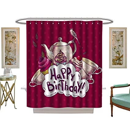 Amazon Com Luvoluxhome Shower Curtain Collection By