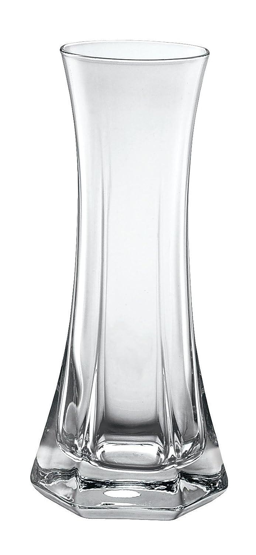 Bormioli rocco capitol single flower vase glass transparent 15 bormioli rocco capitol single flower vase glass transparent 15 cm amazon kitchen home reviewsmspy