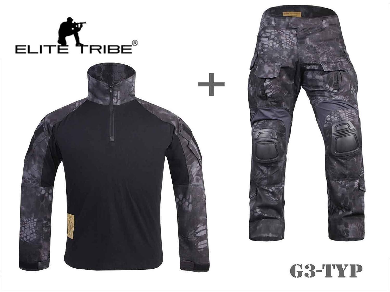 Airsoft Militar tácticos traje de combate Gen3 uniforme camiseta pantalones TYP Tactical Outdoor