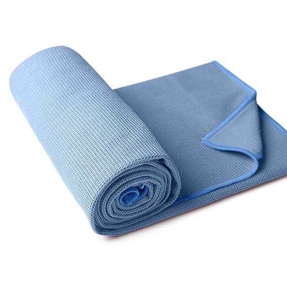 WangQ Yoga Mat - Aptitud Yoga Mat Beginner Antideslizante ...
