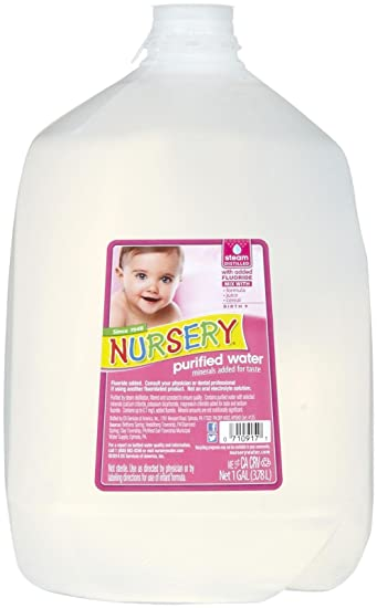 Nursery Water Purified Drinking Water - 128 fl oz