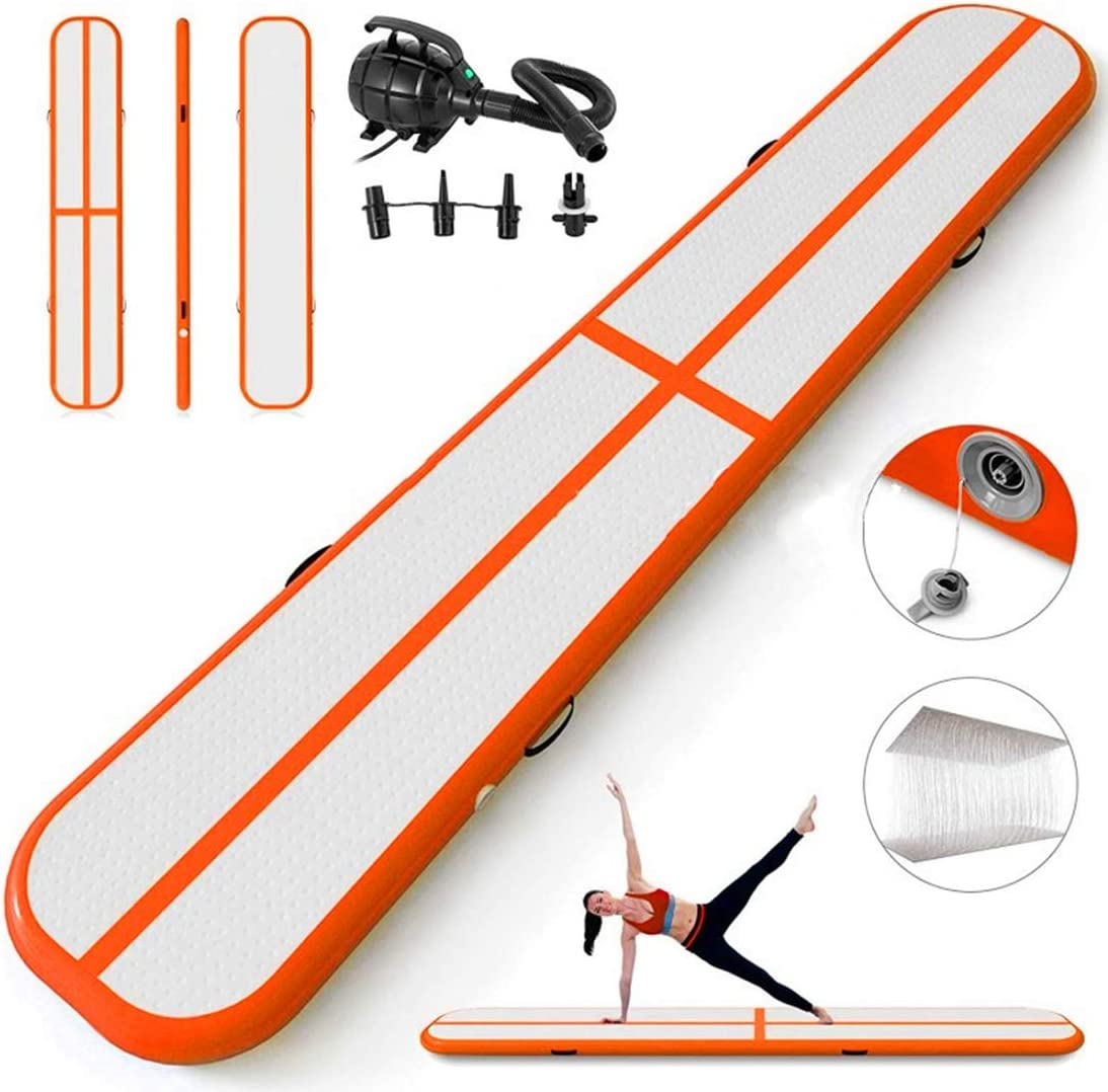 8FT Water Resistant Fabric PVC Foam Gymnastics Balance Beam Gym Outdoor Suitable