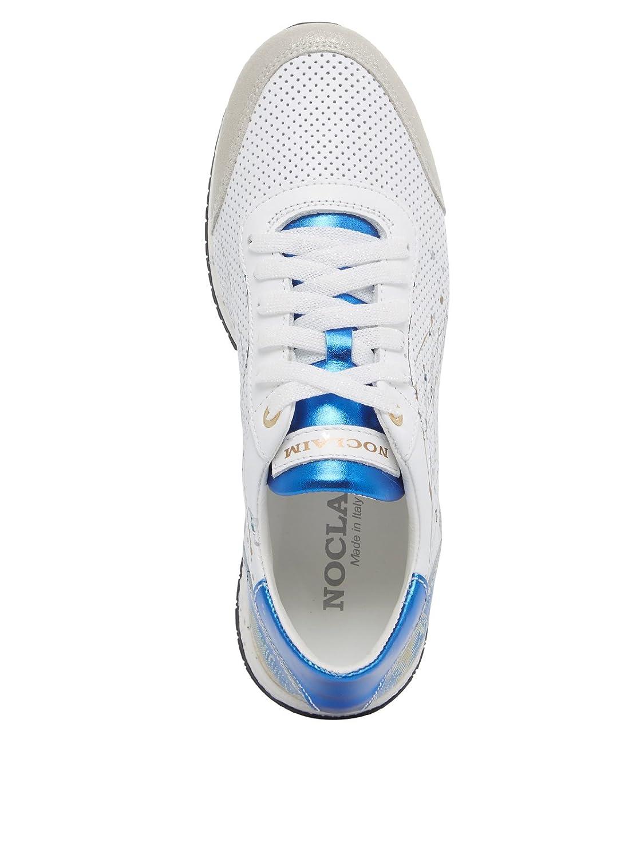 Noclaim Glory - Zapatos de Cordones de Piel Para Para Para Mujer 4ec20e