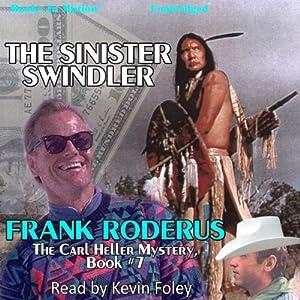 The Sinister Swindler Audiobook