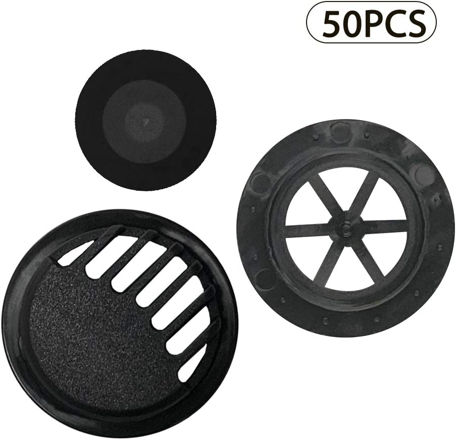 Valves Breathing Dust proof Windproof Foggy Haze Black 30 PCS Anti Pollution Breathing Valves Filter Air Breathing Filter Accessories