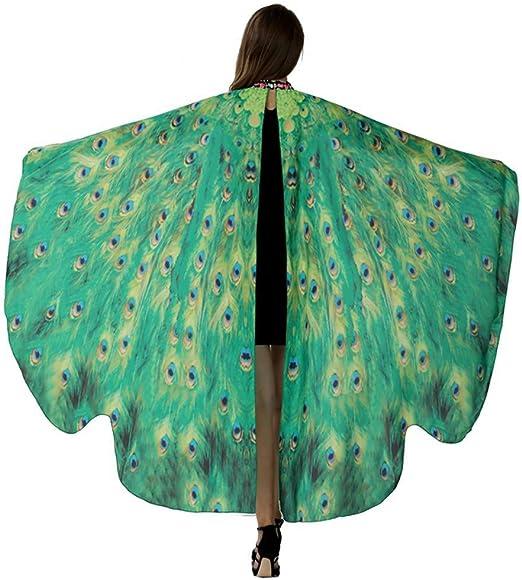 Mariposa Chal, Hermosas alas Tela Suave mantón de Hadas de Pixie ...
