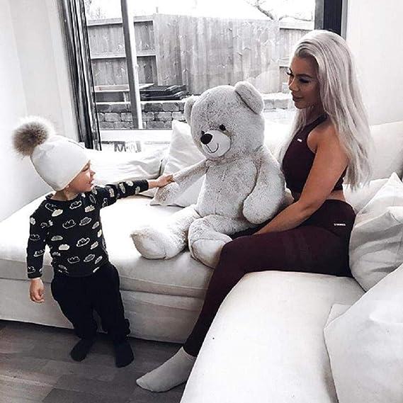 Amazon.com: SRYSHKR Newborn Infant Baby Girl Boy Cloud Print T Shirt ...