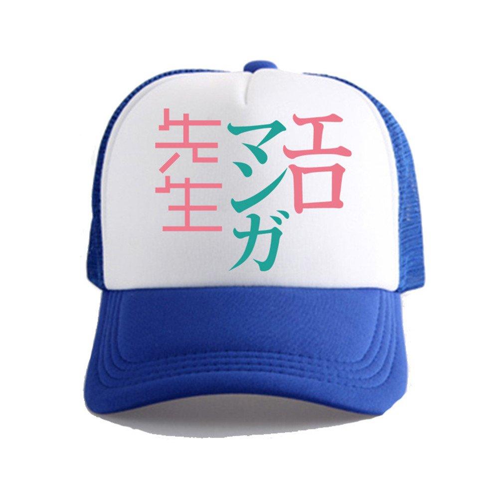 Gumstyle Eromanga Sensei Anime Cosplay Unisex Baseball Cap Trucker Hat Sun Protection