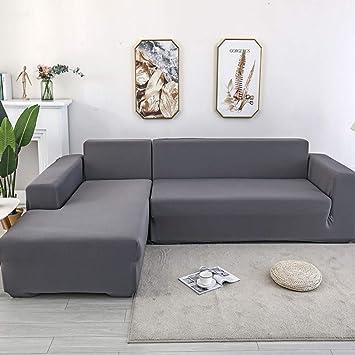 Amazon.com: AjAsh7 Modern Corner Sofa Covers,L Shape Sofa ...