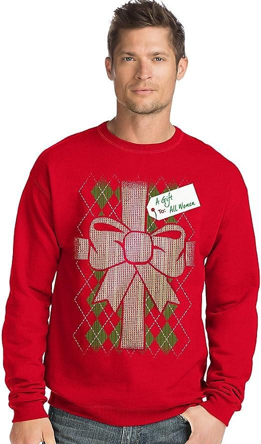 Changes Nightmare On Elm Street Freddy Krueger Mens Christmas Sweatshirt