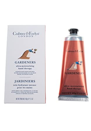 Crabtree Evelyn Gardeners Hand Therapy 100 ml Amazoncouk Beauty