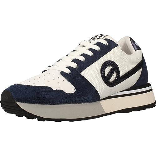 Calzado Deportivo para Mujer, Color Azul, Marca NO Name, Modelo Calzado Deportivo para Mujer NO Name Body Jogger Azul: Amazon.es: Zapatos y complementos