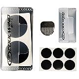 Selbstklebend klebefreien Patch Kit Reifen Schnelle Reparatur Dia. 25mm rund