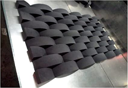 """4/"""" Thick Acoustic Soundproofing Foam Stylish Kit overall size 84/""""x 36/"""""""