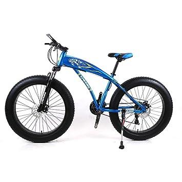 Bicicleta de montaña para Hombre 7/21/24/27 Velocidades, 26 Pulgadas