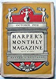 img - for Harpers Monthly Magazine, October, 1902 book / textbook / text book