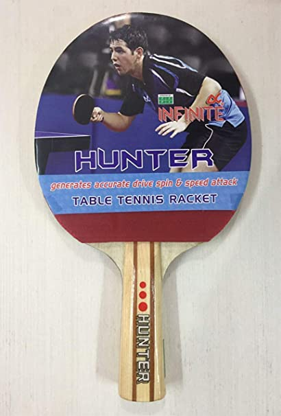 Fantastic Infinite Hunter Table Tennis Racket Approved By Table Tennis Federation Of India Download Free Architecture Designs Barepgrimeyleaguecom