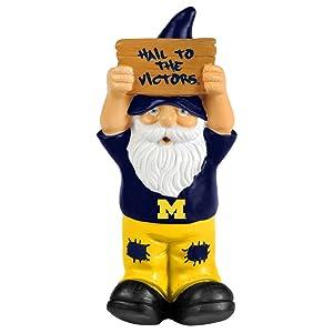 Elite Fan Shop NCAA Garden Gnomes