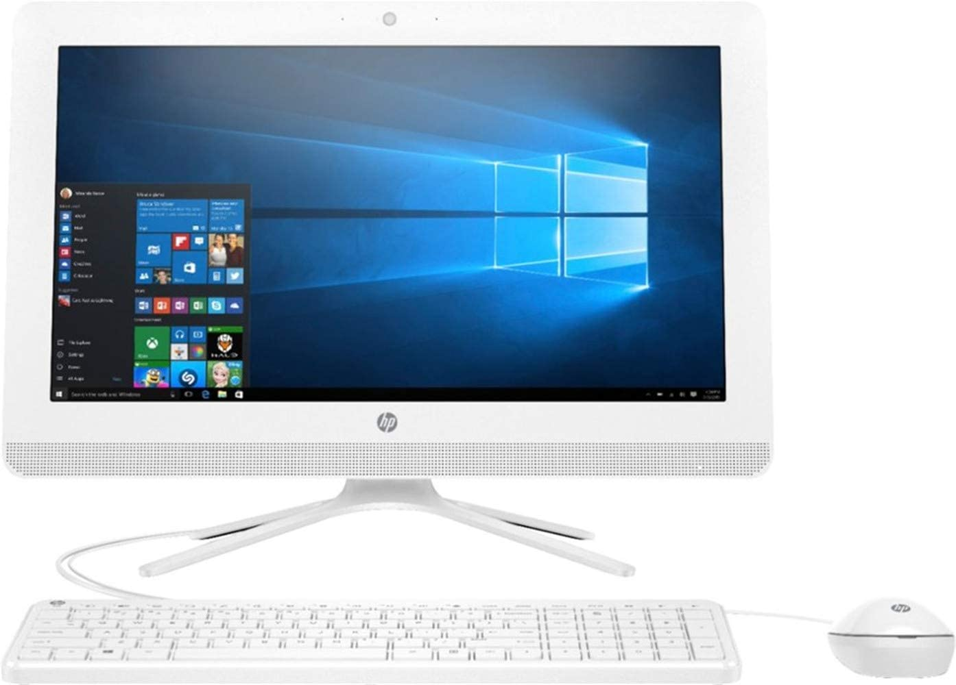 "2019 HP All-in-One Desktop Computer| 19.5"" Display