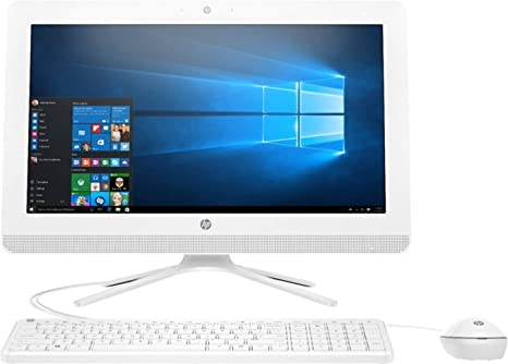 Amazon Com 2019 Hp All In One Desktop Computer Amd A4 9125 Up To 2 6ghz 8gb Ddr4 Ram 1tb Hdd 19 5 Screen Dvdrw Ac Wifi Bluetooth 4 2 Usb 3 1 Windows 10 Home Computers Accessories