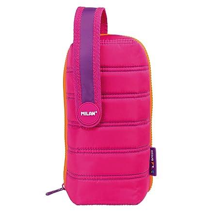 Estuche milan kit 4 estuches con contenido colours rosa ...