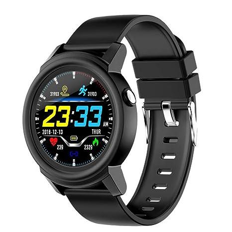Amazon.com: Isa Fitness Tracker Smart Watch, resistente al ...