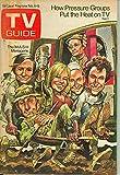 1974 TV Guide Feb 9 Cast of MASH