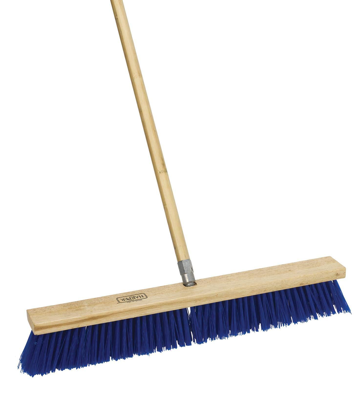 Harper Brush 587918SC 18-Inch Rough Push Broom