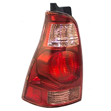 2003 2004 TOYOTA COROLLA LEFT Drivers Side Tail Light Assembly OEM Car & Truck Parts Car & Truck Tail Lights