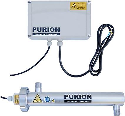 Purificador de agua potable PURION 500 con sistema de ...