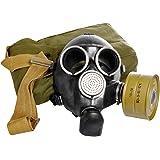 Vintage Soviet Russian Gas Mask GP-7v. All sizes.