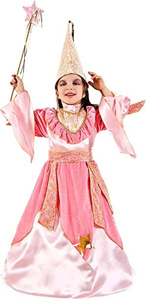 Disfraz Hada EN Terciopelo Rosa Vestido Fiesta de Carnaval Fancy ...