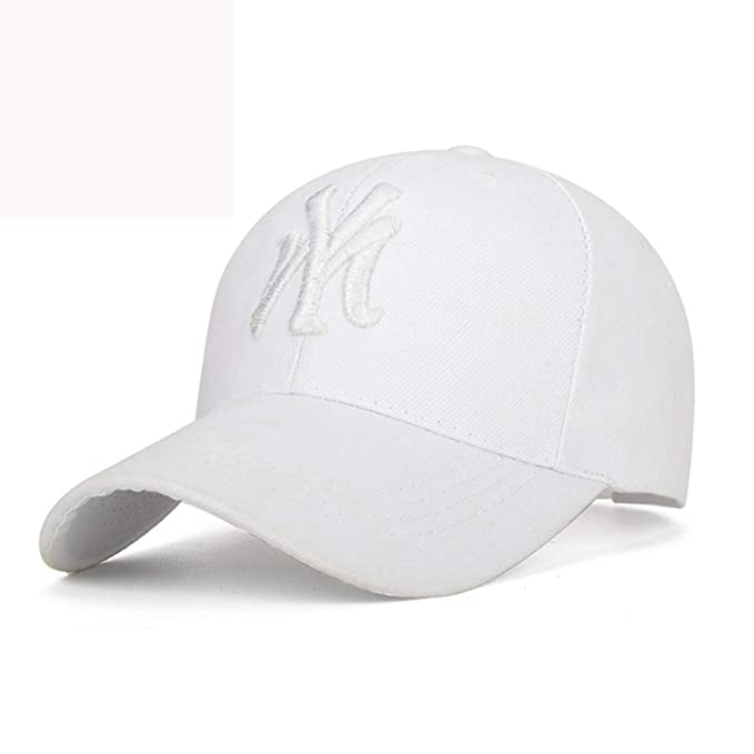 Fashion My New York NY Embroidery Baseball Cap Hip Hop Cap Fitted Hockey Adjustable Hat for