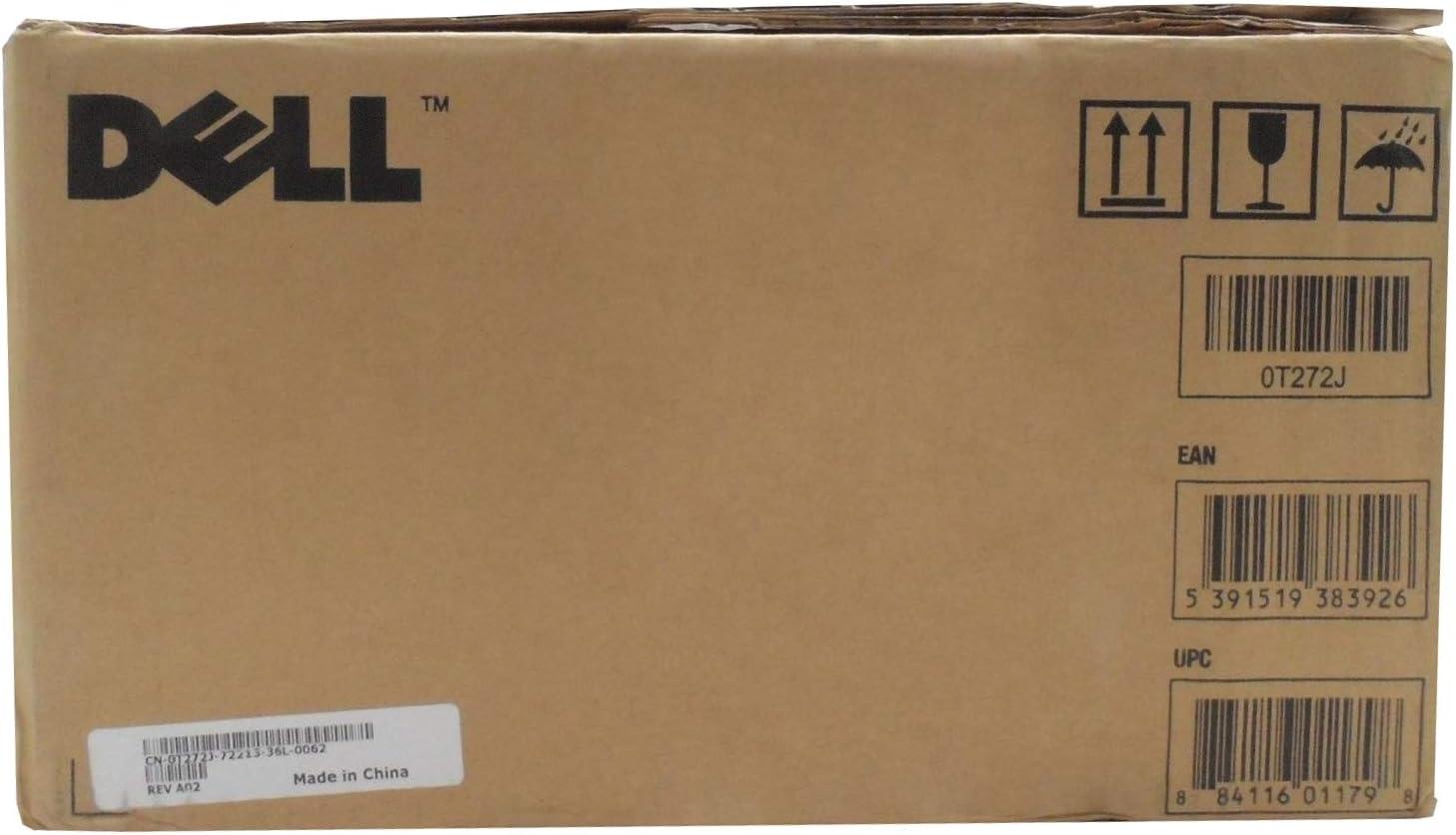 DELL BR 2145CN, 1-SD YLD BLACK TONER T272J by DELL