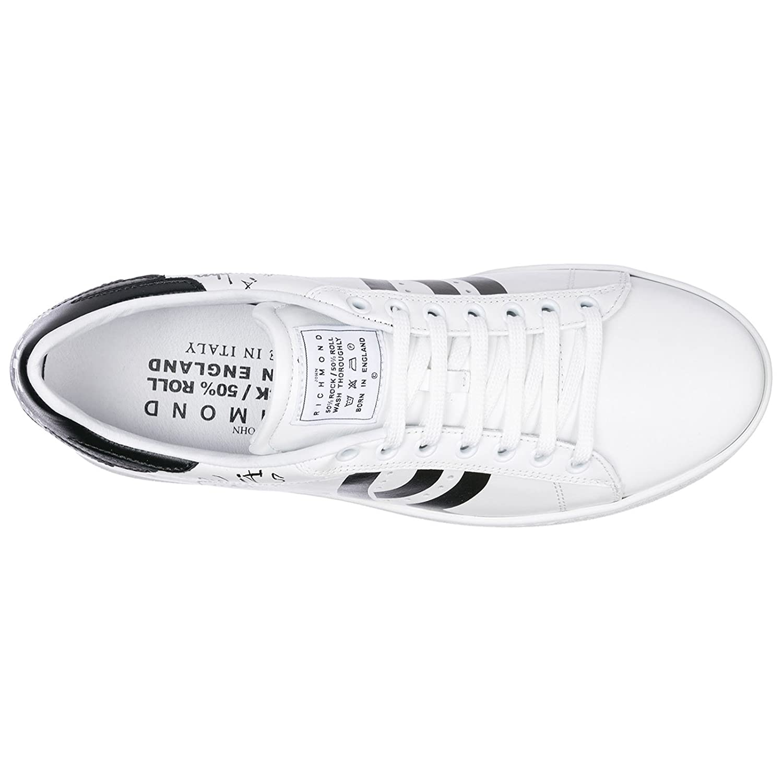 John Richmond Sneakers Uomo Bianco 44 EU: Amazon.it: Scarpe