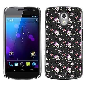 ZECASE Funda Carcasa Tapa Case Cover Para Samsung Galaxy Nexus 3 Prime I9250 No.0002191