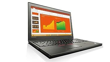 """Lenovo ThinkPad T560 2.6GHz i7-6600U 15.5"""" 2880 x 1620Pixeles 3G 4G Negro"""