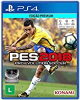 PES 2018 PS4