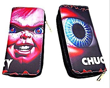 Amazon.com: Chucky Horror Character Jason bolso de mano con ...