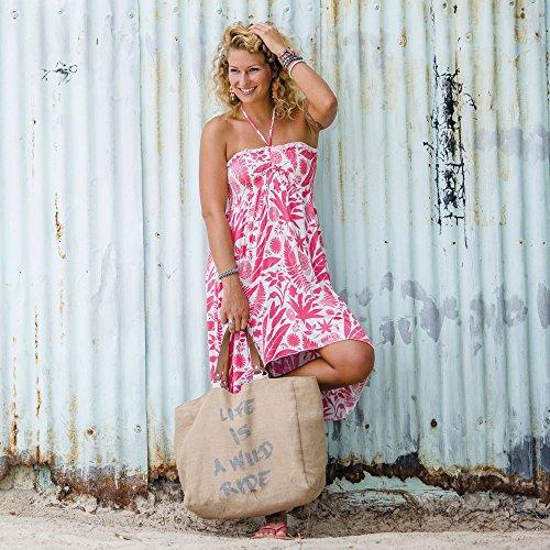 Lauren Chiemsee Viscose Underwood Damen Dress wn8a8UYfxq