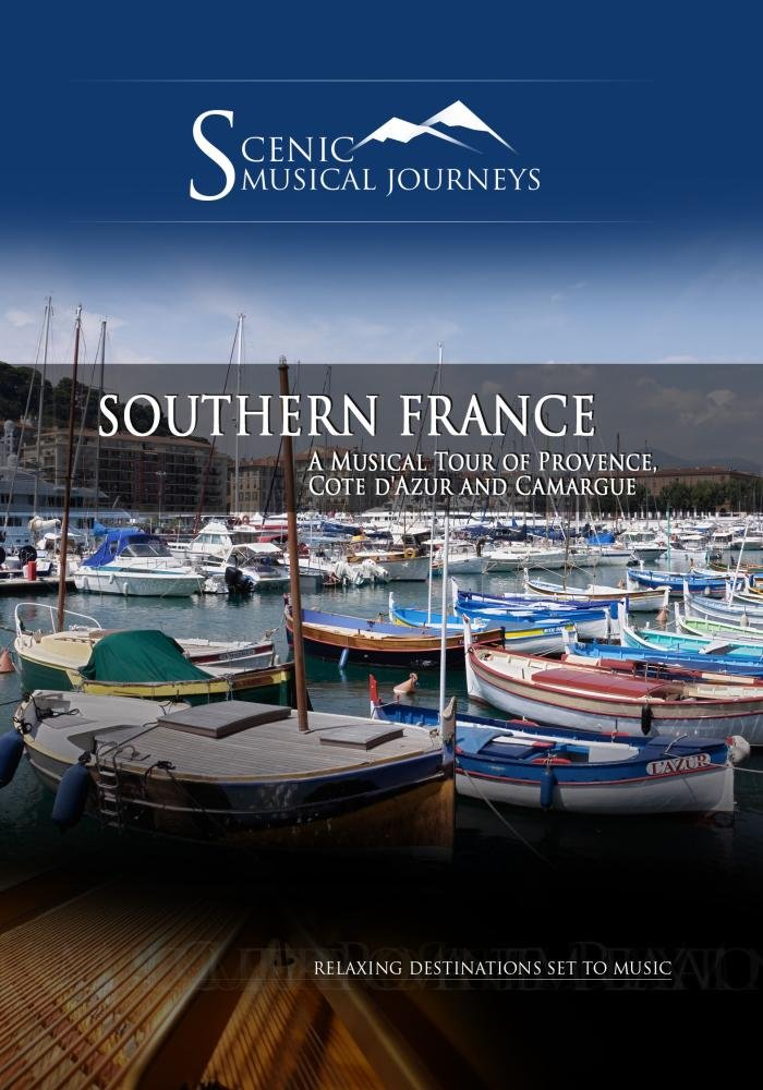 MUSICAL JOURNEY: SOUTHERN FRAN Various Naxos 3346030 Chamber Music & Recitals