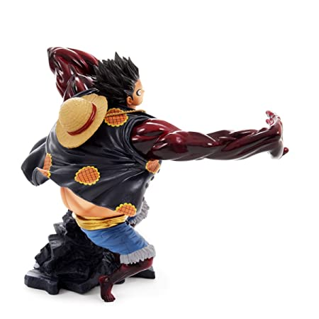Luffy banpresto One Piece Scultures Big Zoukeio Special Gear 4 Monkey D